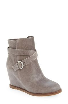 Johnston & Murphy 'Brynn Jodphur' Wedge Bootie (Women) | Nordstrom