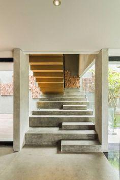 carlo scarpa stairs