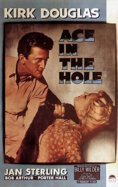 Ace in the Hole movie poster in Best Film-Noir Movies, LOVE-LOVE-LOVE
