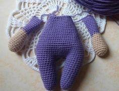 PATTERN Sc : Single Crochet Inc: İncrease Dec: Decrease Dc : Double crochet Ch : Chain Cc : Slip Stitch Arms: Magic ring and 6 sc into it. 6 inc inc) 4 to 18 sc 5 sc, Tiny Mini Design: Amigurumi Yeni Yıl Bebekleri- Happy New Year Dolls Crochet Dolls Free Patterns, Amigurumi Patterns, Amigurumi Doll, Knitting Patterns Free, Free Knitting, Crochet Doll Clothes, Crochet Toys, Crochet Baby, Free Crochet
