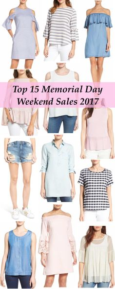 Best Sales Of Memorial Day 2017 | Double Take Favorites