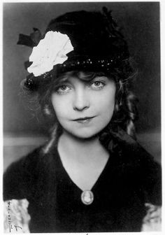 "theloudestvoice:  Lillian Gish, c. early 1920s   ""She might look fragile, but physically and spiritually she was as fragile as a steel rod.""..."