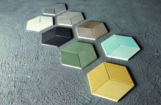 Tex Geometric Pattern Tile, Tiles - Wall & Floor Tiles - Porcelain Wall & Floor Tiles