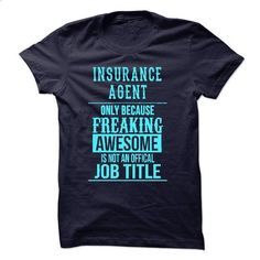 Insurance Agent - #hoodie scarf #country sweatshirt. I WANT THIS => https://www.sunfrog.com/No-Category/Insurance-Agent-49571350-Guys.html?68278