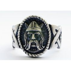 WW II German Waffen SS Wiking division ring.