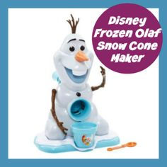 Disney Frozen Olaf Snow Cone Maker