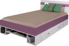 Next 18 ifjúsági bútor ágy 120 x 200cm (matrac nélkül)
