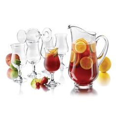 Sangria 7 Piece Set now featured on Fab. $30 retail ($23 on Fab right now).