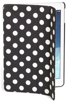 Kate Spade 'origami' iPad Air case #1010ParkPlace http://www.1010parkplace.com/tech-accessories