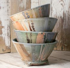 Ceramic earth tones #color