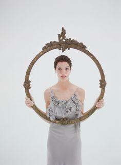 Munaluchi Cover and Fashion Editorial by Elizabeth Messina with Nikia Phoenix - Munaluchi Bridal Magazine