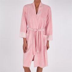 Natori Nirvana 42 Wrap Robe #VonMaur #Natori #Pink
