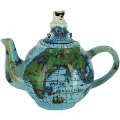 Paul Cardew Global Warming Ceramic Teapot $34.99