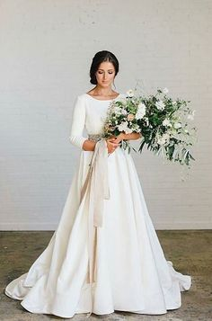 "A Modest Wedding doesn't mean a Frumpy Wedding! Beauty Tips (and a free eBook) here: https://colleenhammond.kartra.net/coffee  Dress how you wish to be dealt with!"" (E. Jean) http://www.colleenhammond.com/"