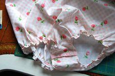 Pillowcase romper