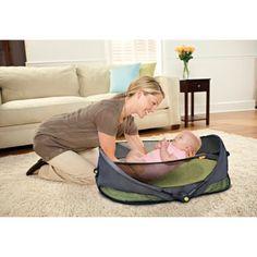 BRICA Fold n Go™ Travel Bassinet.... (for grandma's  house)
