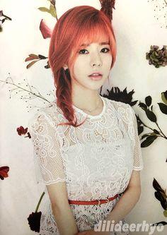 151230 Girls' Generation 2016 Global Calender SNSD Sunny