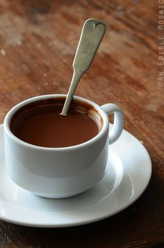 Parisian-Style Drinking Chocolate Recipe