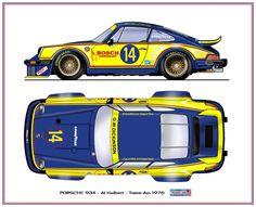 Porsche 934 Trans-Am 1976