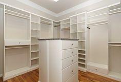 L and L of Raleigh built this custom home Custom Closet Madison Custom Plan Manchester Dr, Raleigh, N. C.