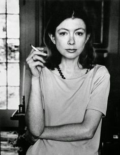 les anti-modernes*: the packing list | Joan Didion