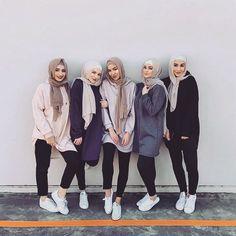 Most Popular Ways To Clothes For Women Hijab Summer 59 – HijabStyle Muslim Girls, Muslim Women, Hijab Teen, Friendship Photography, Hijab Makeup, Hijab Fashionista, Hijab Fashion Inspiration, Hijabi Girl, Mode Hijab