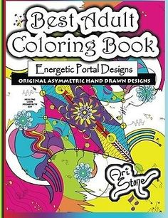 awesome Best Adult Coloring Book by Ari Stone (Paperback) New Free Shipping..... Check more at http://shipperscentral.com/wp/product/best-adult-coloring-book-by-ari-stone-paperback-new-free-shipping/