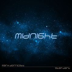 "Midnight: The collabaoration with Mark Dorricott. This time we wrote songs in order to celebrate the fantastic movie ""Bladerunner"" Space Music, Blade Runner, Electronic Music, News Songs, Billboard, 6 Years, Things To Come, Neon Signs, Memories"
