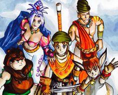 Creative Dark Cloud and Dark Chronicle Artwork Dark Chronicle, Dark Cloud, Cloud Gaming, Nerd Art, Best Games, Game Art, Video Games, Anime, Princess Zelda