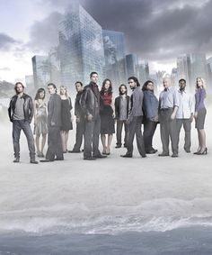 Lost S4 Cast Promotional Photo