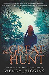The Great Hunt did not go the way I expected...but who doesn't love a princess and hunter story?!