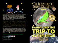 Happy Independence Day! A fun and imaginative chapter book written and illustrated by teen author David Lee. Published 8 years ago, it becomes the 2nd best selling book in The Adventures of Danny H…