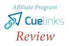 cuelinks affiliate program review
