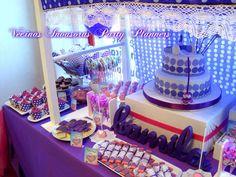 Violetta de Disney | CatchMyParty.com