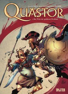 Quästor: Band 3. Der Prinz und die goldenen Krabben von Jean-Luc Sala http://www.amazon.de/dp/3868694919/ref=cm_sw_r_pi_dp_coSHwb0CEC252