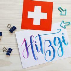 Hobbies, Switzerland, Language, Deutsch, Writing