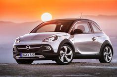 Opel presenteert Adam Rocks officieel