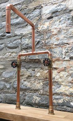Ducha Cobre Retro Ahorro de agua Todo cobre Cobre de mano Ba/ño Ducha Ducha Grifo Estilo rural Ba/ño Ducha Ducha-B