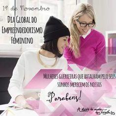 19.11 - Dia Global do Empreendedorismo Feminino