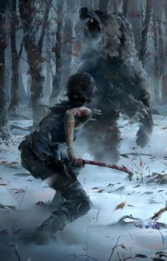 Foto de Arte de Rise of the Tomb Raider (1/3)