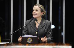 Gleisi Hoffmann pede que venda do HSBC seja acompanhada de perto pelo governo federal — Senado Federal - Portal de Notícias