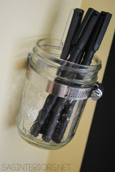 Pen holder cost: recycled materials