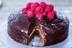 kake et sukkerbryllup verdig - Caroline Berg Eriksen Recipe Boards, Cheesecake, Food And Drink, Pudding, Cookies, Desserts, Recipes, Projects, Crack Crackers