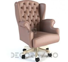#armchair #design #interior #furniture #furnishings #interiordesign #designideas #ardeco #artdeco офисное кресло DV Home Avery, Avery AS_77