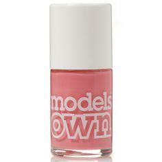 Models Own Nail Polish-Soda Pop Pink. 365 php Soda, Nail Polish, Models, Nails, Pink, Templates, Finger Nails, Beverage, Soft Drink