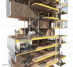 Amsterdam Housing - Max Obata