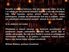 William McKeen o knihovně