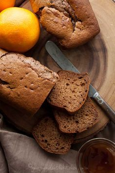 French Spice Bread - Pain d'Épices (Gluten-Free, Paleo) French Spice Bread - Pain d'Épices (Gluten-Free, Paleo) French Spice Bread – Pain d'Épices (Grain-Free, Paleo) A hearty honeyed French spice bread reminiscent of gingerbread. Quick Bread Recipes, Sweet Recipes, Whole Food Recipes, Dessert Recipes, Desserts, Spice Bread, Sans Gluten, Gluten Free, Flourless Chocolate