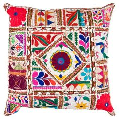 Lucrecia Pillow in Papyrus