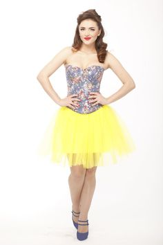 Hey, I found this really awesome Etsy listing at https://www.etsy.com/listing/150061530/custom-made-yellow-tulle-tutu-tutu-skirt